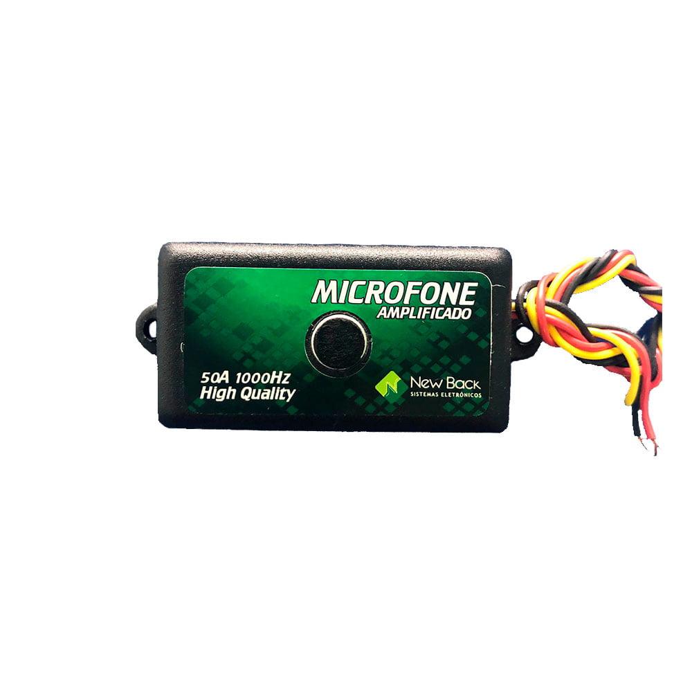 Micrófono Amplificador MCF NB new back
