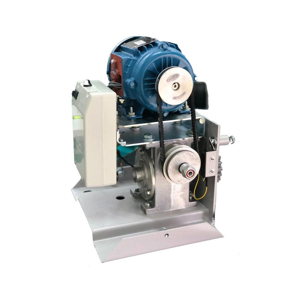 motor spa 1/2 hp portón corredizo